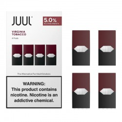 Juul Pods - Virginia